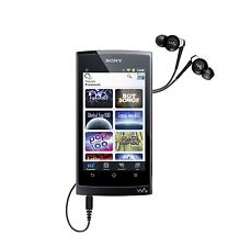 Sony NWZ-Z1040BLK Walkman Android Player with 4.3-inch Display - NEW