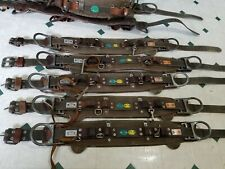 Genuine Bashlin Pole 85N Series Climbers Straps 5485065