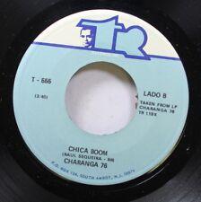 Hear! Latin Jazz 45 Charanga '78 - Chica Boom / Musica Y Ambiente On Tr