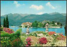 AD4334 Lago Maggiore (VB) - Isola Bella vista da Stresa - Cartolina postale