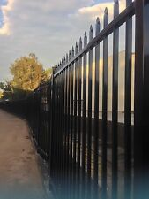 NEW Heavy Duty Security Fence 2.1m (h) x2.4m (w) 90mm Gap