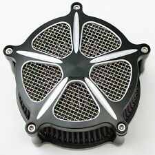 Air Cleaner Intake Filter Kit for Harley Davidson Sportster XL883 1991-2017 C