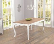 Solid Wood Up to 8 Seats 7 Pieces Dining Tables Sets