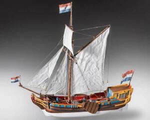 Dusek D023 Dutch Statenjacht 1:48 modellismo