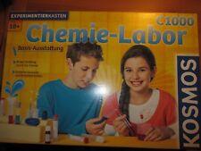 Kosmos Chemie Labor C1000 Experimentierkasten 64011