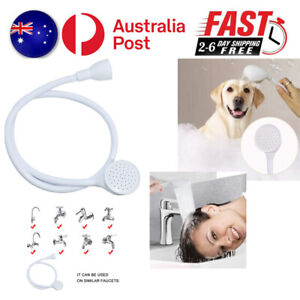 Portable Handheld Shower Hose for Bathing Baby Pets Shower Washing Hair