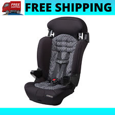 New ListingBaby Convertible Safety Car Seat 2in1 Kids Chair Toddler Highback Booster Travel