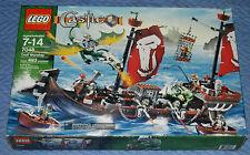 Lego Castle: #7048 Troll Warship SAIL SHIP New MISB