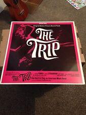 The Trip soundtrack vinyl record lp