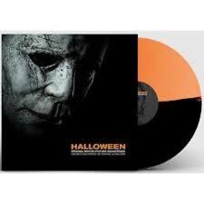 HALLOWEEN : Original Soundtrack  (Limited Orange LP Vinyl) sealed
