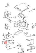 Genuine Crankshaft Pulse Sensor VW AUDI Beetle Golf R32 GTI Rabbit 06A906433C