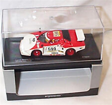 Lancia stratos turbo group 5 silhouette racer no 599 Kyosho 1-43 scale