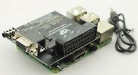 Pi2scart Pi 2 Scart péritel & VGA pour Raspberry pi 15 kHz RGB Retroelectronik
