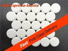100 Professional cleaning tablets coffee machine Jura Bosch Siemens Miele Gaggia