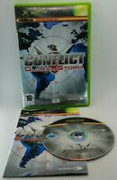Conflict: Global Storm Video Game for Microsoft Xbox PAL TESTED