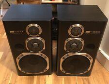 Sansui XL-900C Speakers Sansui top of the line speakers, Pair