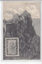 AK Schönbühel-Aggsbach, Wachau, Aggstein, J. Scheffel 1910