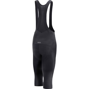 Gore C3 Men's 3/4 Bib Tights, Black, XL, Brand New in bag!