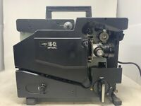 Elmo 16-CL Deluxe 16mm Optical film Projector MW
