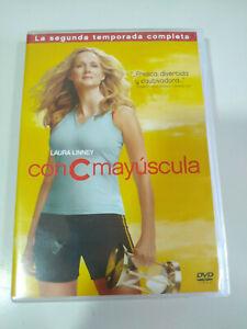 Con C Mayuscula Segunda Temporada 2 Completa Laura Linney - 3 x DVD