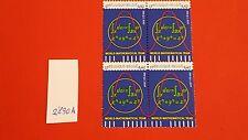 2890A  Belgie beelddoorlopers/Belgique Paire horizontale postfris/Neuf **