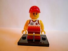 Lego City Mini figure - Little Boy - Sports Vest - From 60153 Fun At The Beach