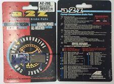A2Z Avid Juicy Ultimate 5 7 carbon BB7 series Promax DISC BRAKE PAD AZ-290 W