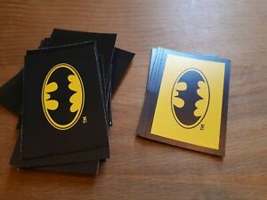 Vintage batman board game spare replacement parts cards w130