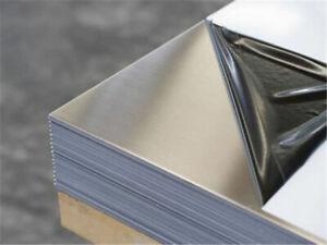 "Aluminum Sheet Plate Mill Finish  - .063 24"" x 48"" 5052-H32"