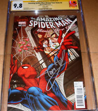 Amazing Spider-Man RYV #5 CGC SS 9.8 SIGNED Tom Holland Marvel Variant movie
