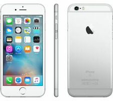Apple iPhone 6s 16GB Silver Unlocked A1688 4G Fast Mobile Smartphone Cheap