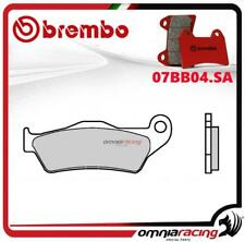 Brembo SA - pastillas freno sinterizado frente para CCM Enduro 450/MX 2008>