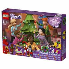 Lego Friends Adventskalender mit Weihnachtsschmuck (41353) NEU