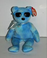 """TY Beanie Babies """"BERRY ICE"""" 2007 Summer Retired Teddy Bear with Tags"""