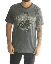 Scorpions logo T shirt by Chaser Brand 70's 80's 90's band Rock Tee