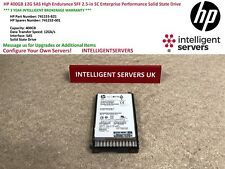 HP 400GB 12G SAS High Endurance SFF 2.5-in SC Enterprise  SSD  -  741155-B21