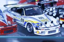 PORSCHE 934 TURBO N°69 Schiller Racing 24H du MANS 76 C.Haldi 1:43 No Spark