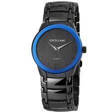 Runde Excellanc Armbanduhren mit 12-Stunden-Zifferblatt