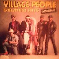 Village People - Greatest Hits The 89' REMIXES BCM 33300 Vinyl LP