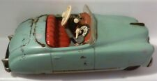 VINTAGE SCHUCO GERMANY TACHO EXAMICO 4002 CLOCKWORK CAR TINPLATE