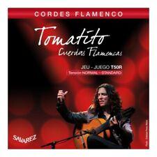 Savarez T50R Tomatito Flamenco Saiten für Konzertgitarre Klassikgitarren-Saiten