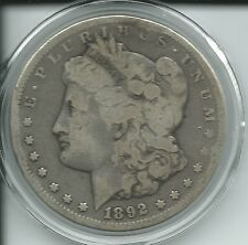 Morgan Dollar  (1892-CC) SKU#6333