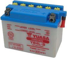 BATTERIA YUASA YB4L-B CON ACIDO 12V/4AH PIAGGIO Vespa LX 50 2T (C38101) 2006