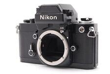 Nikon F2 AS Photomic SLR 35mm Film Camera Black Body DP-12 From Japan Exc+++++
