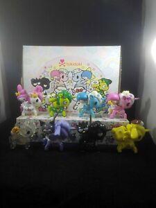 TokiDoki Unicorno x Hello Kitty and Friends Set of 8