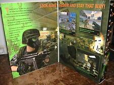 HALF-LIFE OPPOSING FORCE 1999 WIN 95/98 PC BIG BOX SIERRA SEALED NEW GATEFOLD