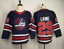 Hockey jersey 2019 Winnipeg Jets Heritage Classic Wheeler Laine Scheifele