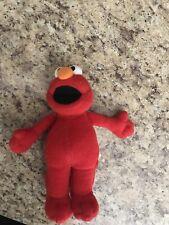 """2006 Gund ELMO 6"""" Walking Hand Puppet Plush Toy Sesame St"""