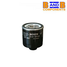 VW OIL FILTER UP SEAT Mii SKODA CITIGO 1.0L GOLF MK7 AUDI A1 BOSCH A1010