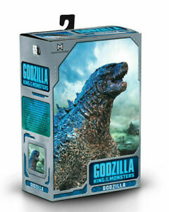 "7"" Godzilla 2019 Movie King of the Monsters Original Form Action Figure Toy Gift"